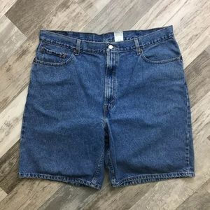 Levi Strauss Mens 550 Denim Shorts OO19☮️